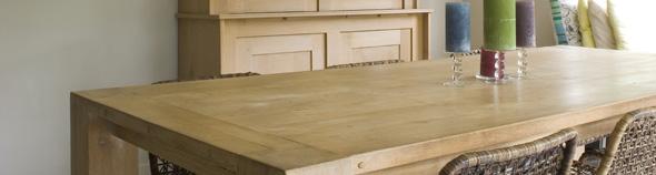 Nábytok a drevené obloženie
